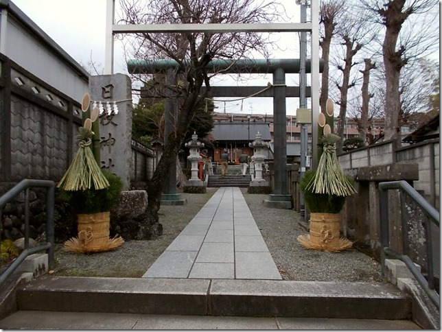 鵜野森日枝神社